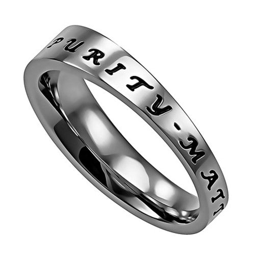 Abstinence Ring For Teenage Girls