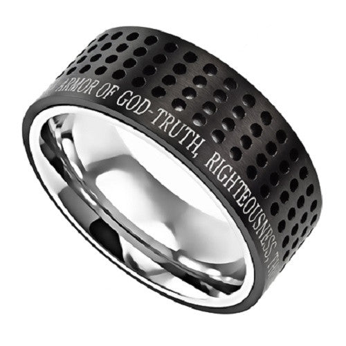 Armor Of God Ephesians 6 Ring