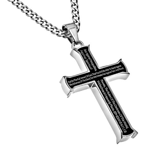 Armor Of God Necklace