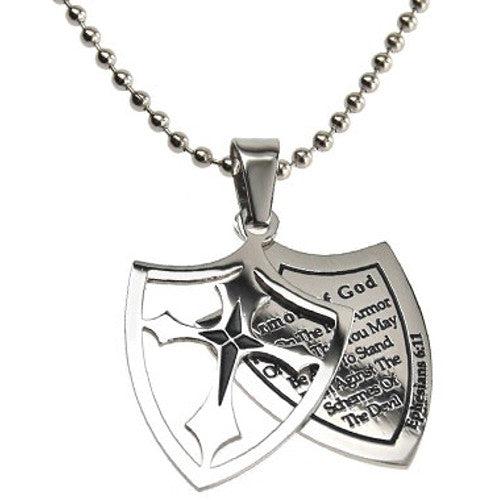 Armor of God Necklace Ephesians 6