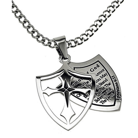 Armor of God Necklace Ephesians