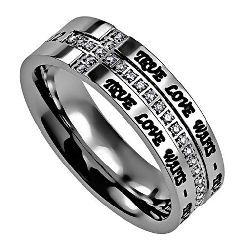 Beautiful Purity Ring For Daughter