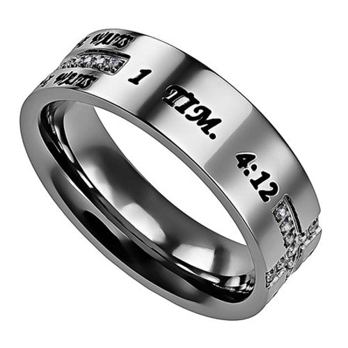 Beautiful Purity Ring For Girlfriend