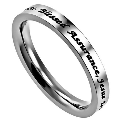 Blessed Assurance Ring