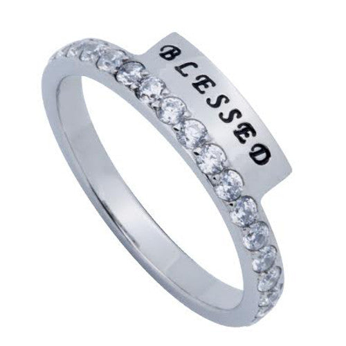 Blessed Jewelry Ring