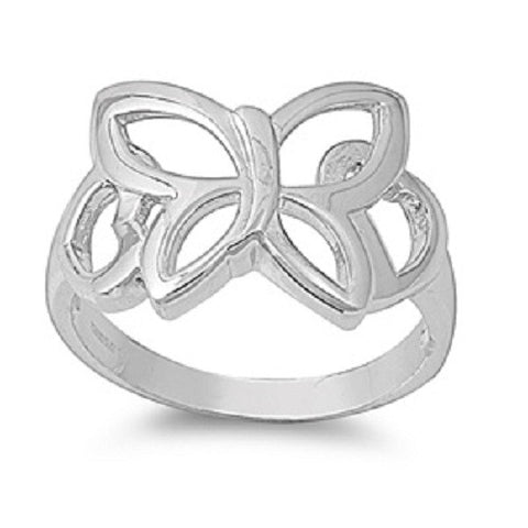 Butterfly Love Knot