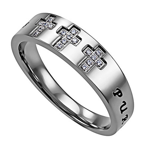 Celibacy Ring For Teenage Girls