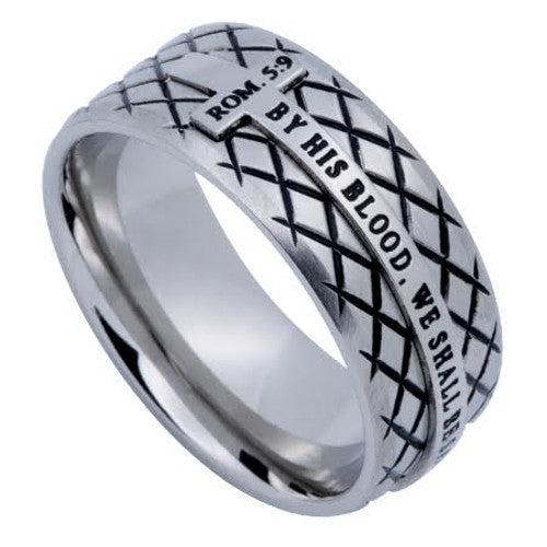 Forgiven Jewelry Ring