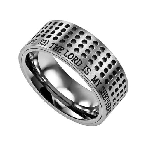 Fear No Evil Psa Ring