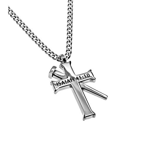 Fear Not Isaiah Necklace