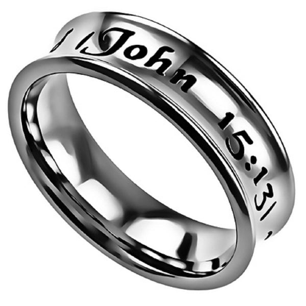 Forgiven By God Joh Ring
