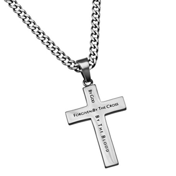 Forgiven By The Cross Jewelry