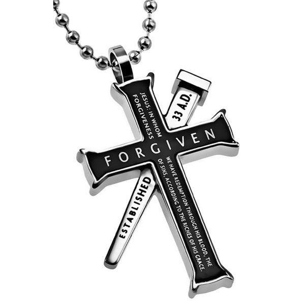 Forgiven Ephesians Necklace