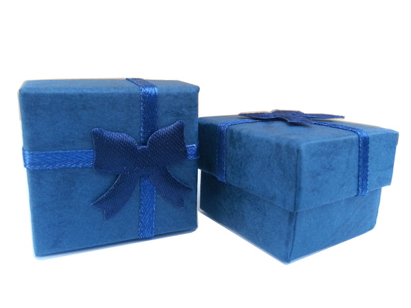 Sideways Cross Ring Gift Box