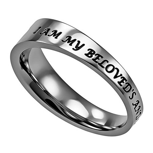 I Am My Beloved Promise Jewelry