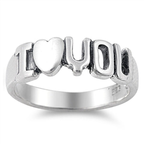 I HEART YOU Ring