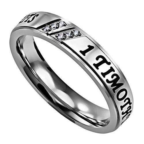 Inexpensive Purity Ring For Teen Girls