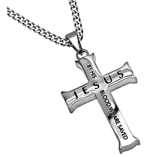 Jesus Jewelry Cross