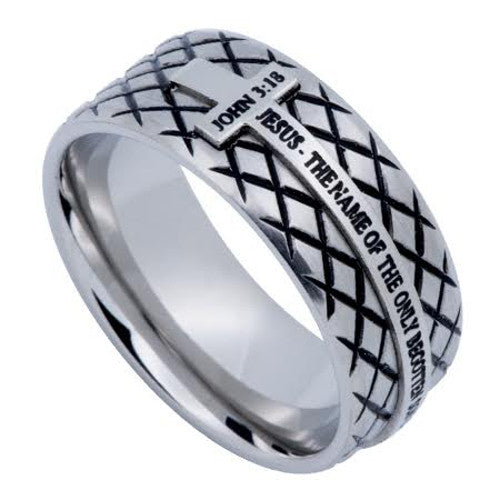 Jesus Ring For Men