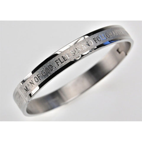 Man Of God 1 Timothy Bangle