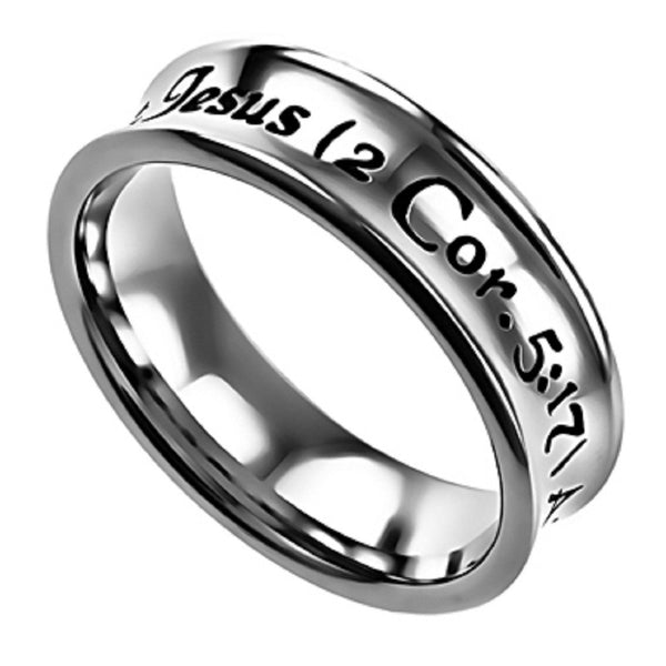 New Creation 2 Cor Ring