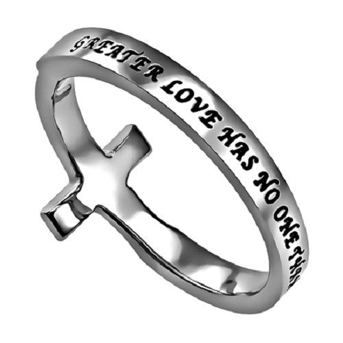 No Greater Love Ring