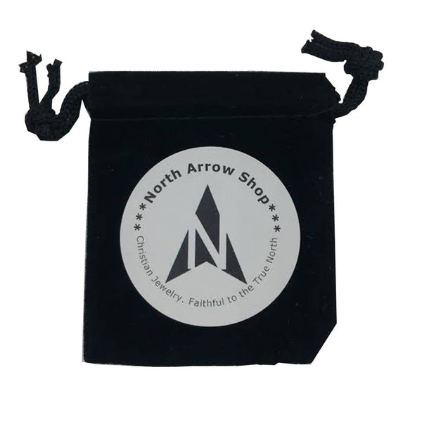 North Arrow Shop Jewelry Gift Bag