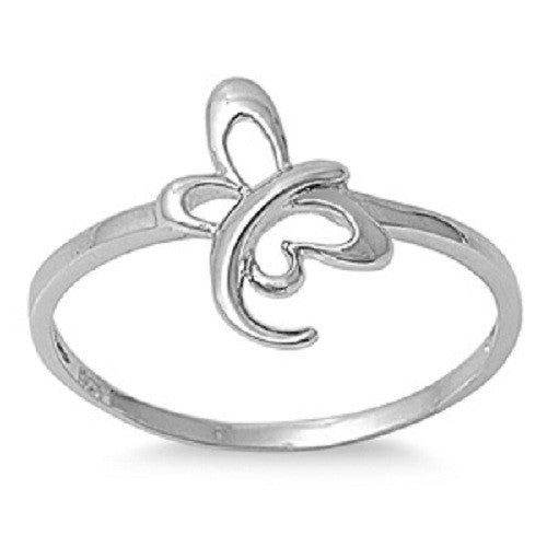 Petite Butterfly Ring