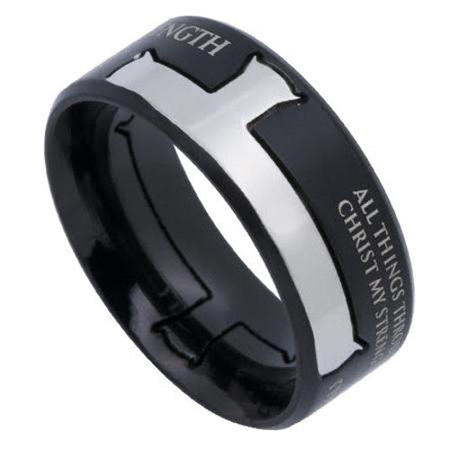 Philippians 4:13 Ring Meaning