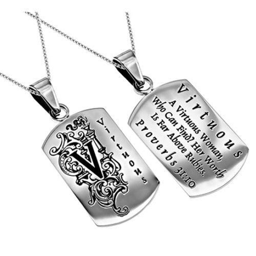 Proverbs 31 Necklace for Women