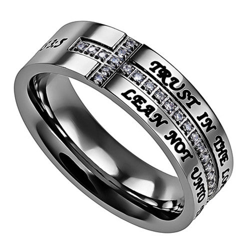 Proverbs 3:5 Ring