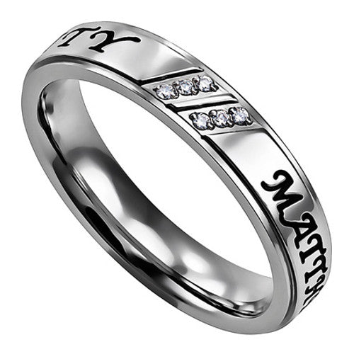 Purity Promise Ring For Women