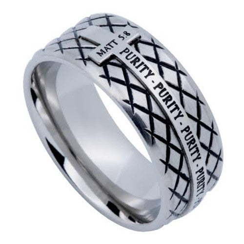 Purity Ring For Men