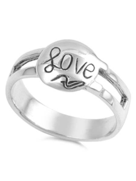 Love Spinner Ring