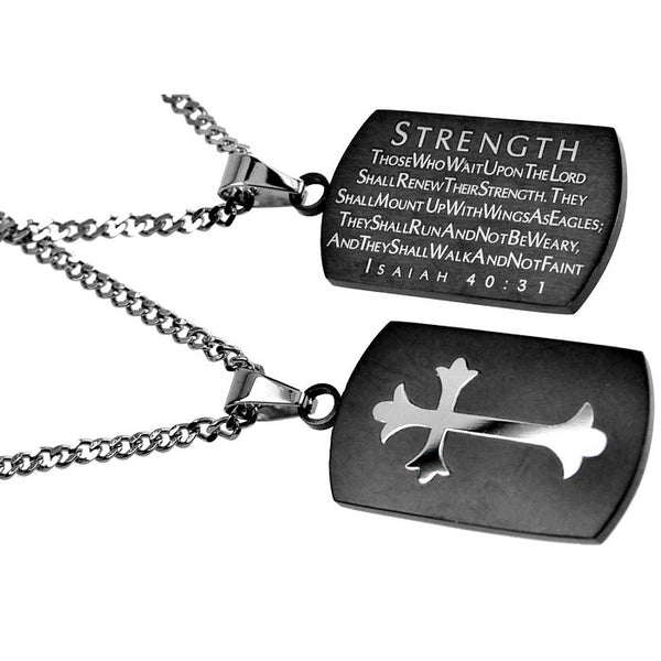 Strength Isaiah Necklace