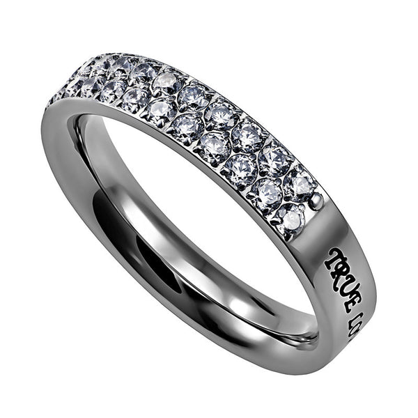True Love Waits Ring Purity