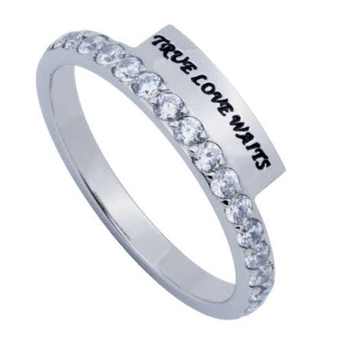 True Love Waits Ring For Women