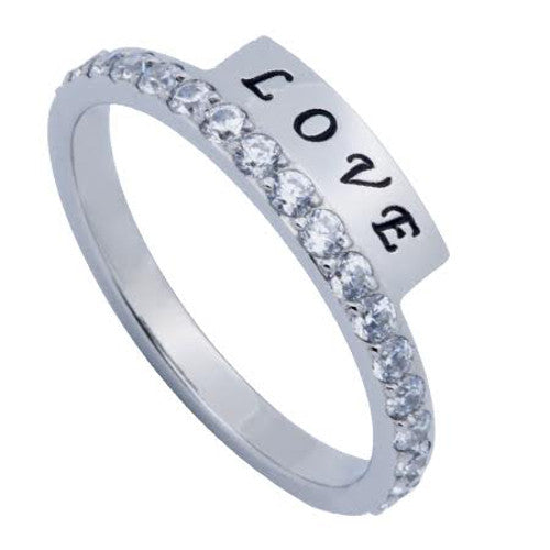 Unconditional Love Ring