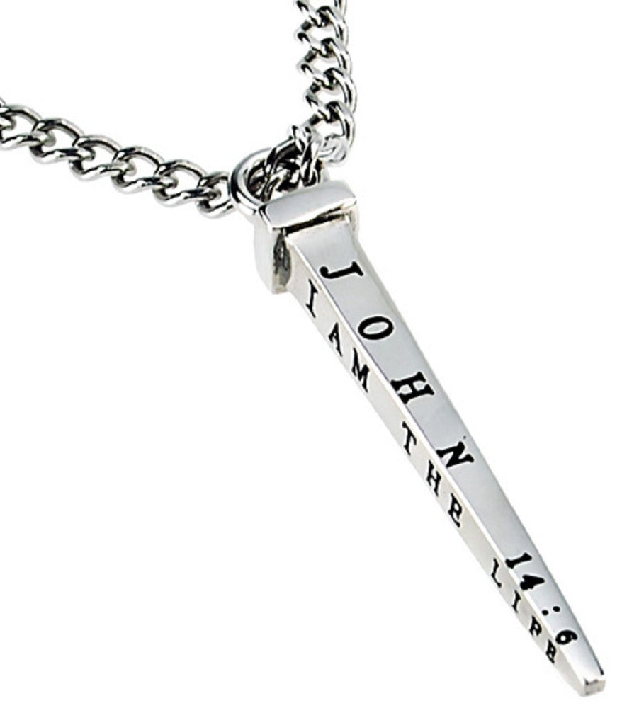 Way Truth Life Curb Necklace