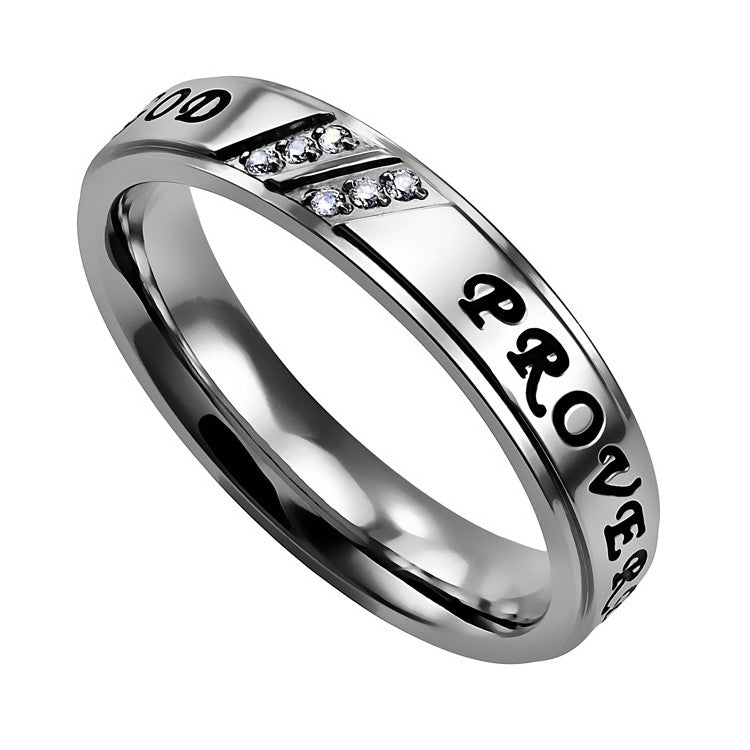 Woman Of God Ring