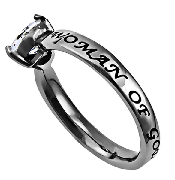 Woman of God Pro Ring