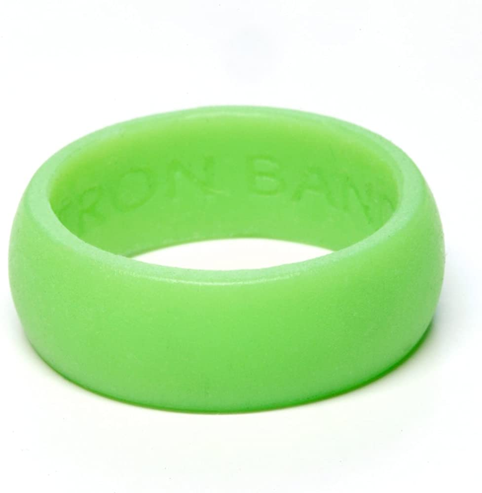 Women's Silicone Wedding Bands for an Active Lifestyle