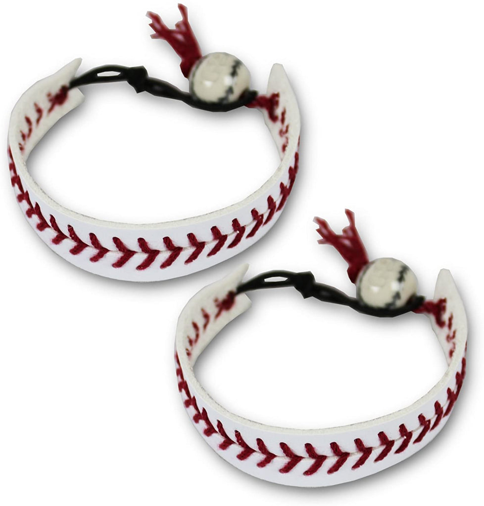 Urbanifi Baseball Bracelet Gift Jewelry Mom Team Coach (2 Pack)