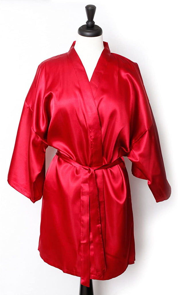Bridesmaid Robes Silk Kimono Bridal Gifts