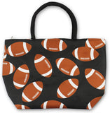 Urbanifi Sports Prints Utility Canvas Tote Bag Handbag Medium Mom (Softball)