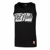pitbull west coast uk carmar tank top black front