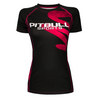 Short Sleeve Women Rashguard ZIGZAG