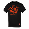 pitbull west coast pb inside tshirt black front