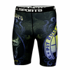 Pit Bull West Coast Compression Shorts Ace Of Spades