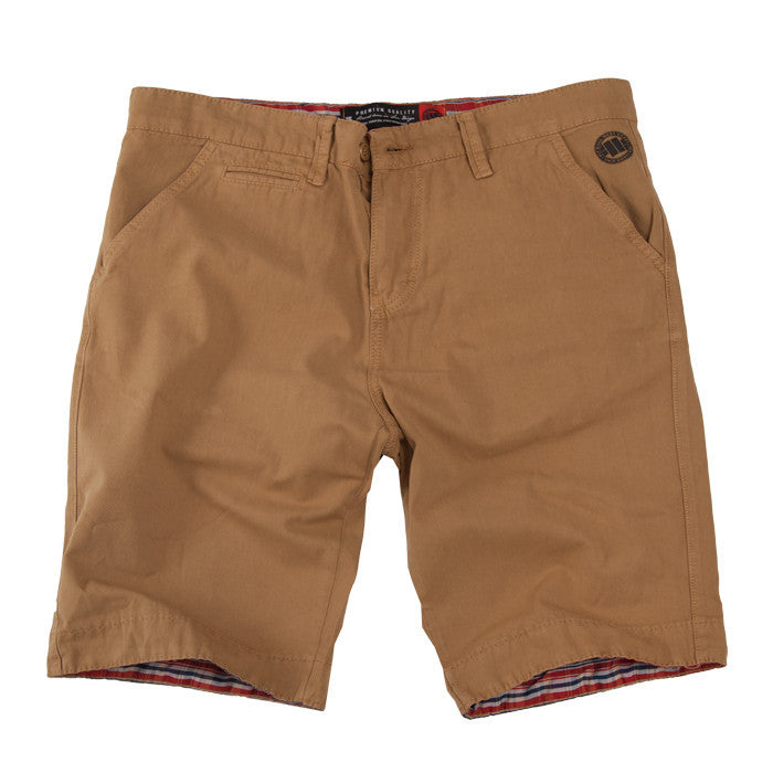 'Chino' Vintage Casual Style Shorts from Pit Bull West Coast